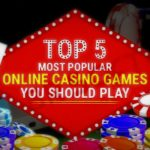 Most popular casino games - games that attract the attention of millions!